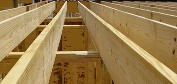floor joists Structural Anomalies