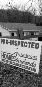 HSIS Preinspection Sign K The Benefits of a Pre-Listing Inspection