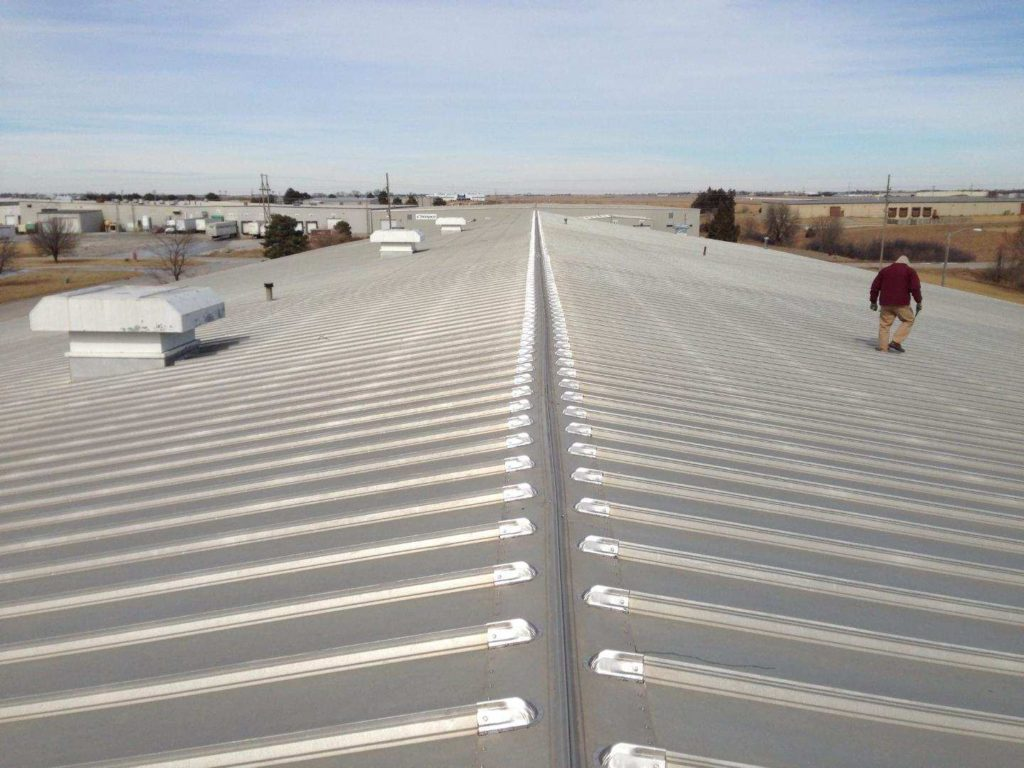commercial roof Commercial Inspections